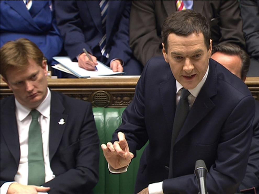 El ministro británico de Economía propone un gravamen del 25% a  Google y Amazon