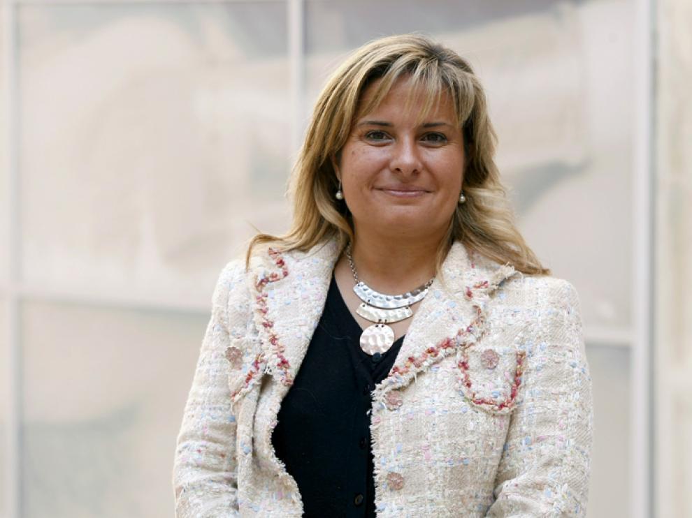 La procuradora socialista Esther Pérez