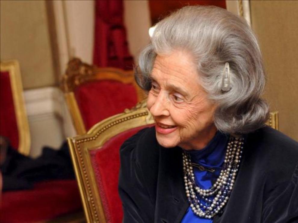 Muere Fabiola, la reina española de los belgas, a los 86 años