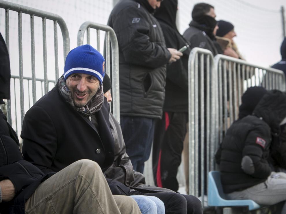 Ranko Popovic este sábado en la Ciudad Deportiva