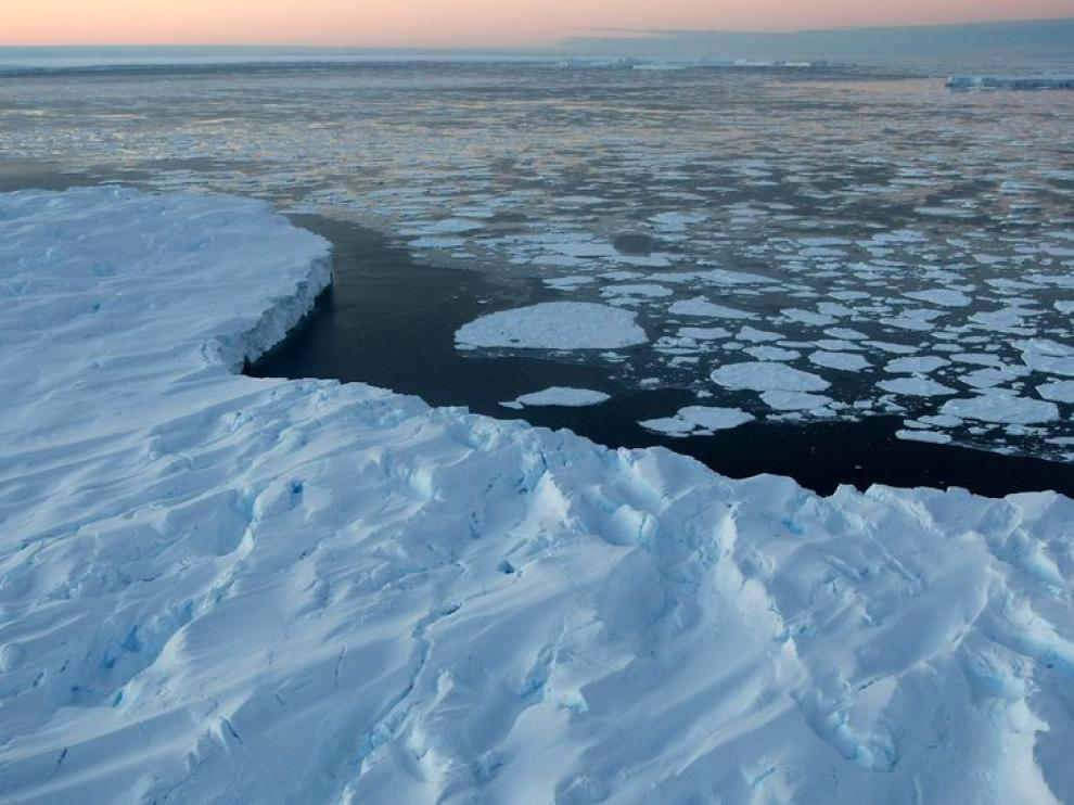Deshielo, una consecuencia del calentamiento global