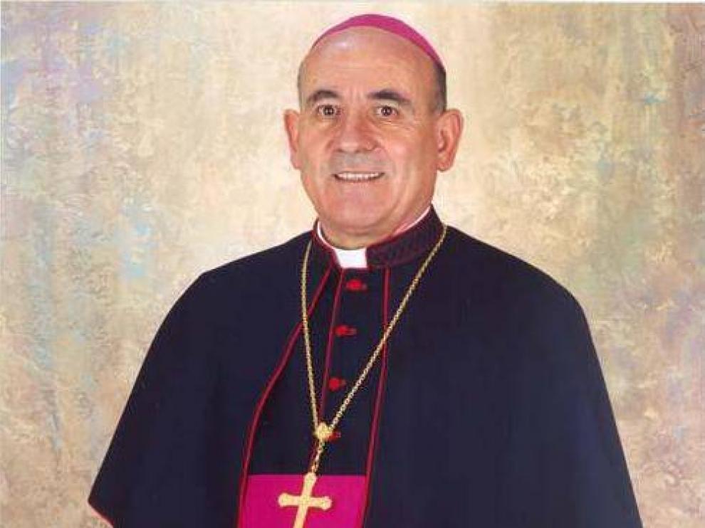 El nuevo arzobispo de Zaragoza, Vicente Jiménez