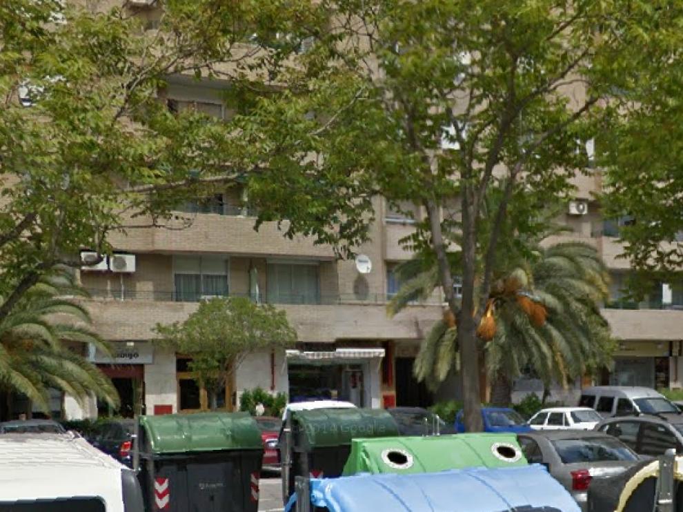 Calle de Mariana Pineda