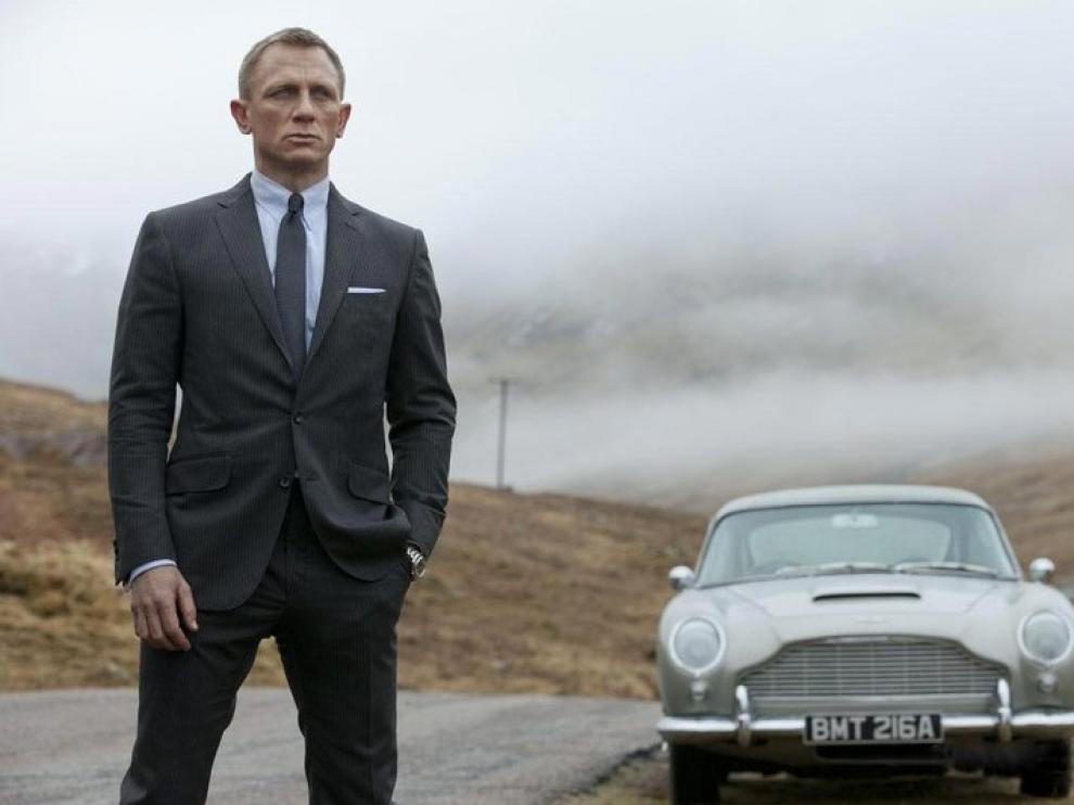 El guión de la nueva película de James Bond es robado por los pitatas informáticos