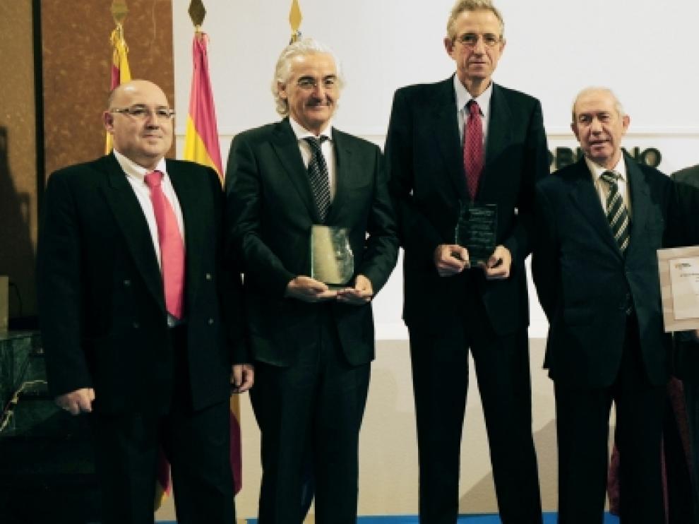 Premios 'Aragón comprometido con la prevención'