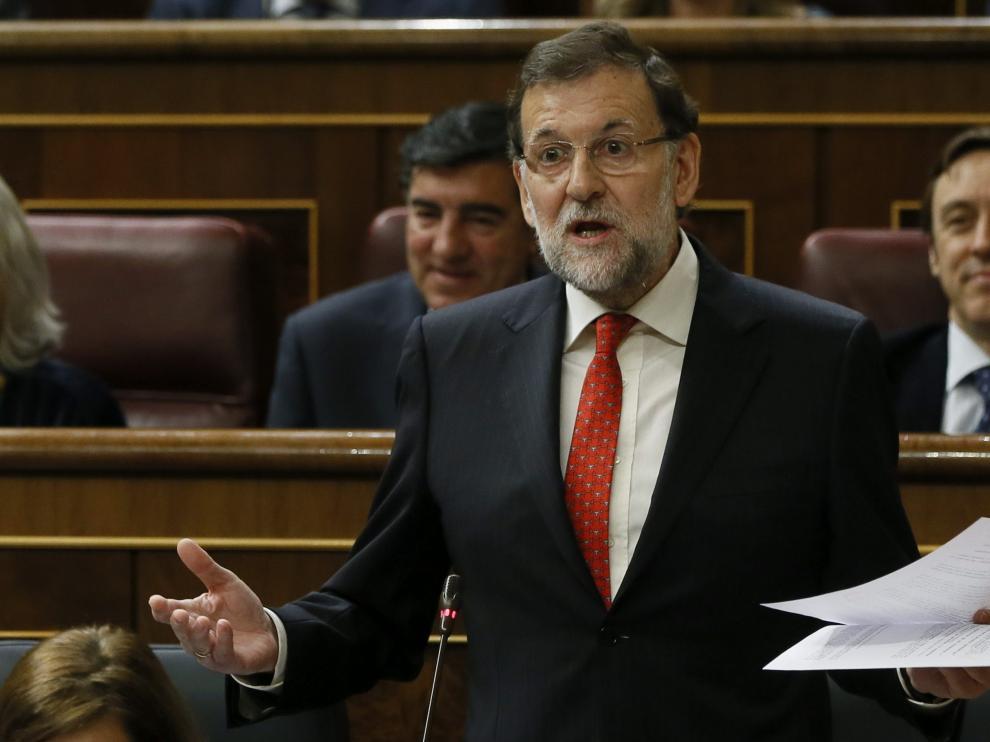 "Rajoy, premio ""castigo"" para la prensa dijo: ""Procuraré portarme mejor en el futuro""."