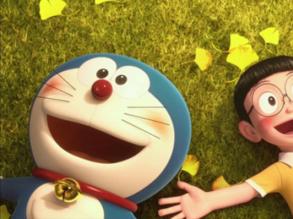 'Stand by me', Doraemon llega el cine en tres dimensiones