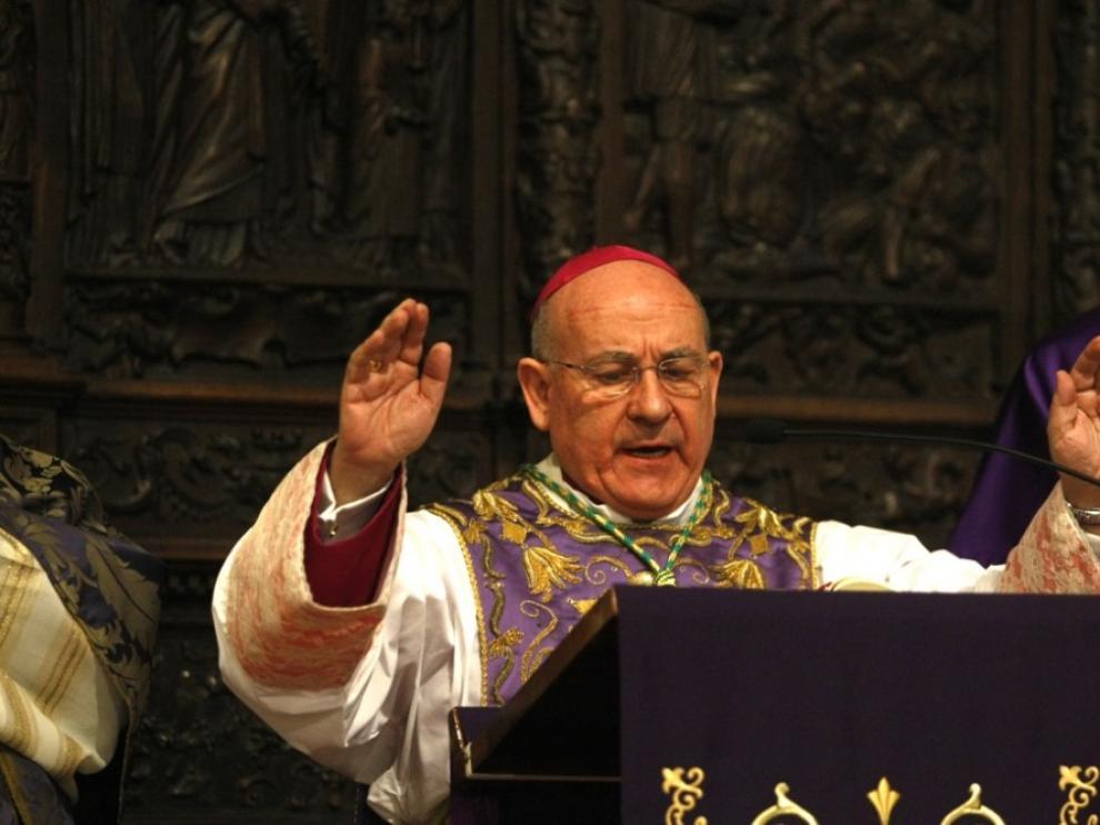 Vicente Jiménez Zamora, arzobispo de Zaragoza