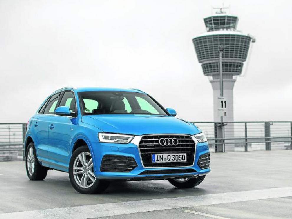 Audi Q3, mejoras de lujo