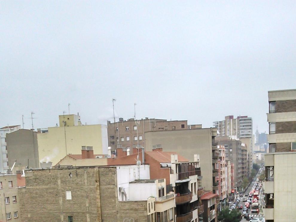 En la avenida Valencia se producen habitualmente problemas con el tráfico
