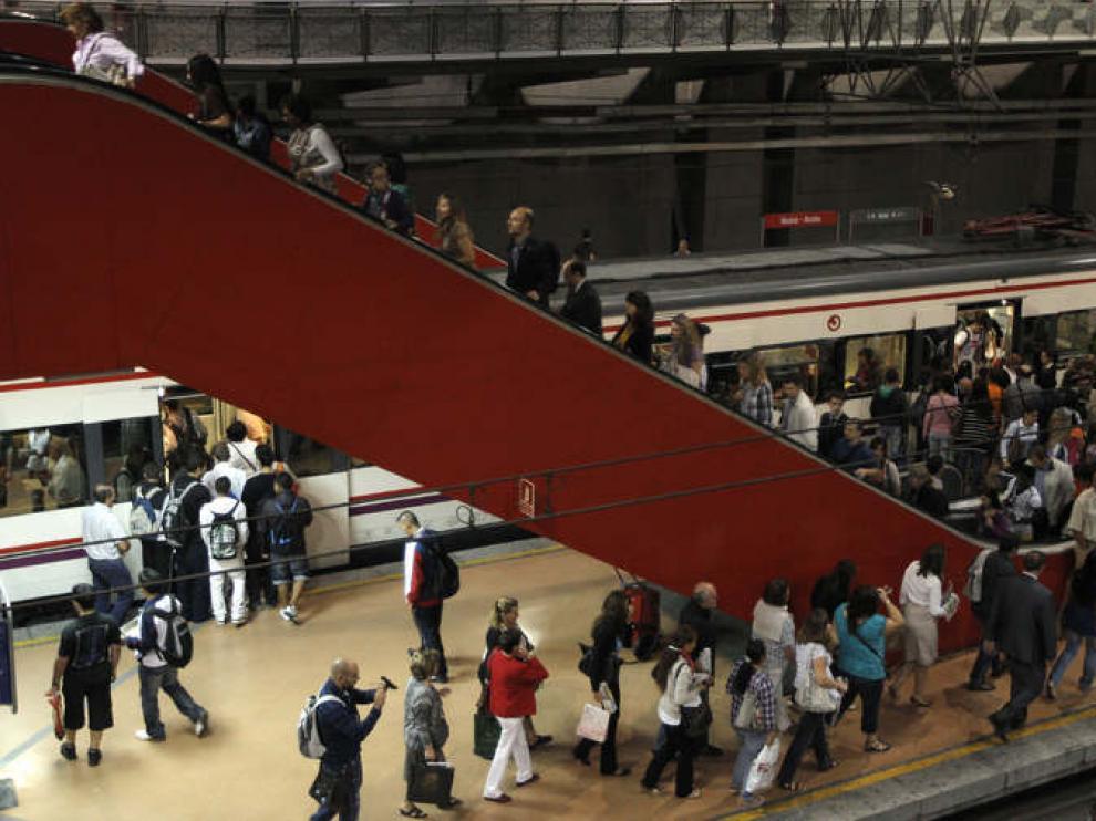 Estación de tren de Atocha
