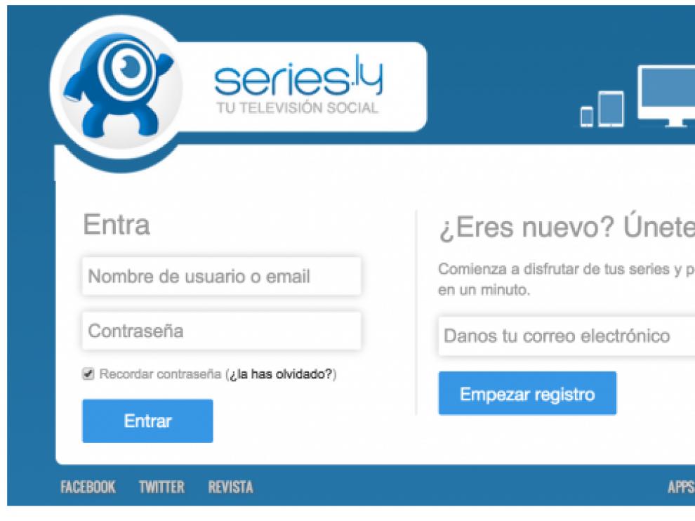 Series.ly retira sus enlaces y continúa como red social