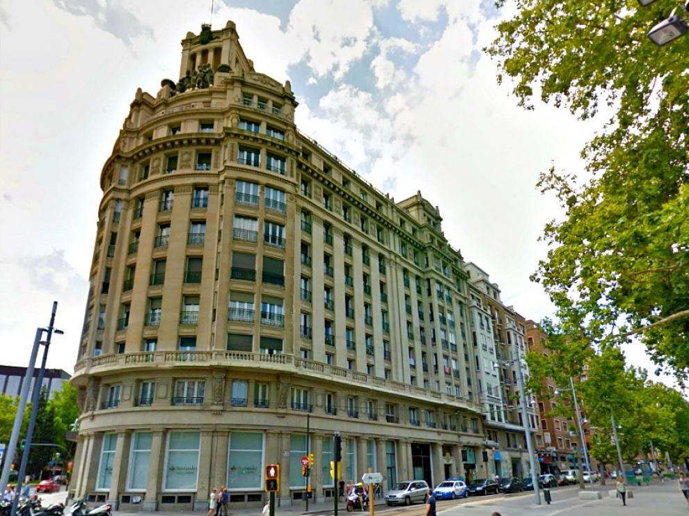 Vivienda en el centro de Zaragoza ideal como inversión inmobiliaria