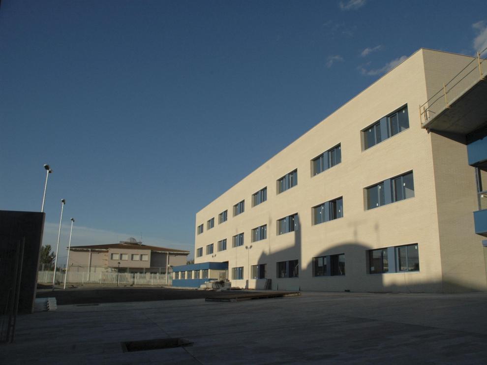 Centro sociosanitario de Fraga