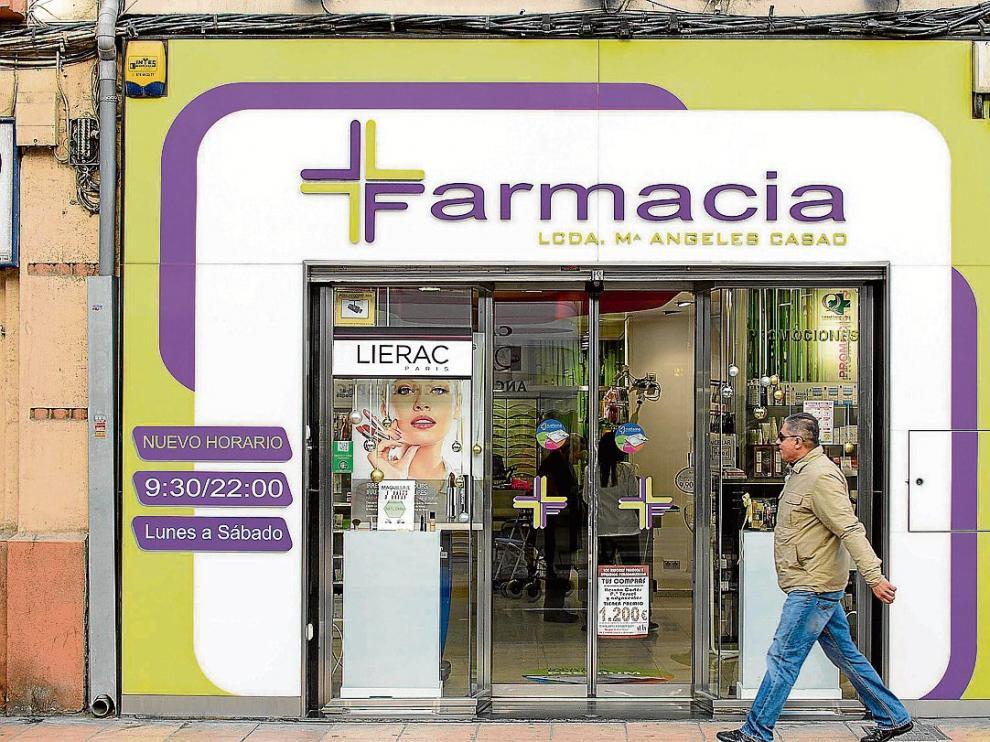 Ya son 57 las farmacias aragonesas con horario de apertura ampliado para 2015