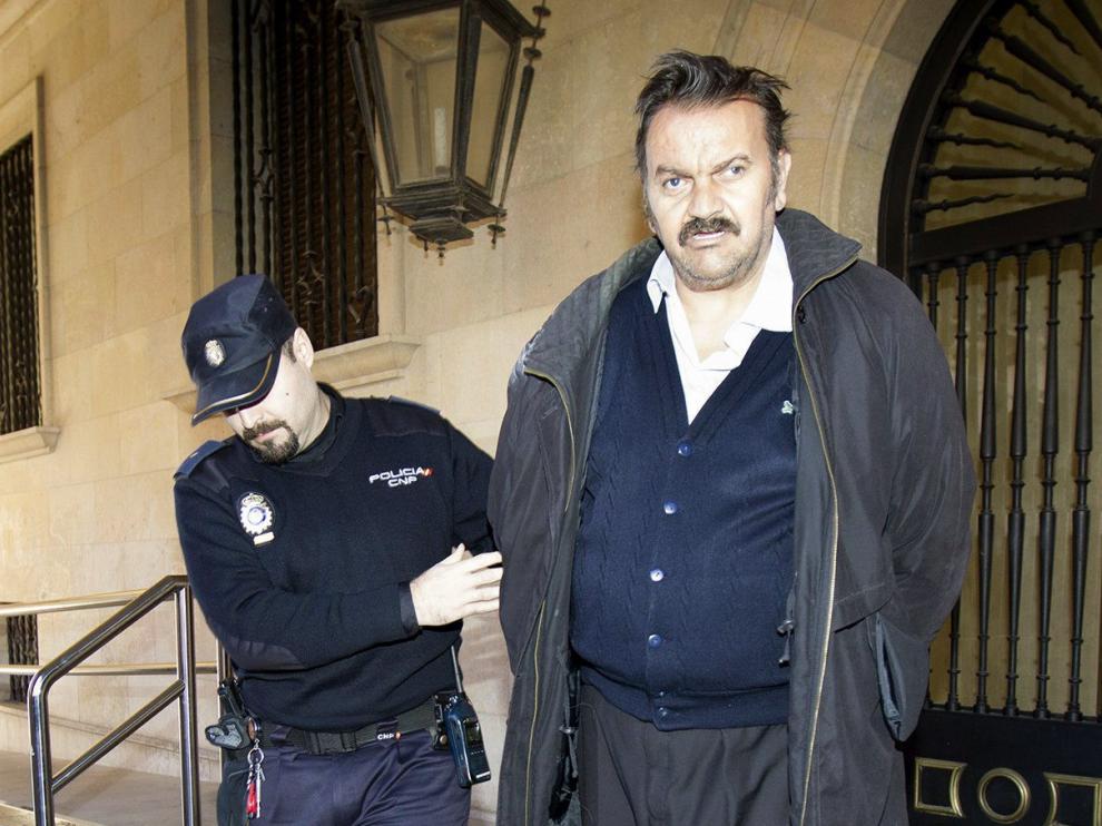 ?Prisión por asesinato para un hombre que confesó matar a su padre en Teruel