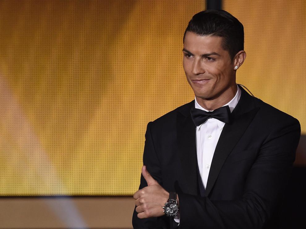 El Balón de Oro ha estado en manos de Messi y de Ronaldo desde 2008, imagen de archivo.