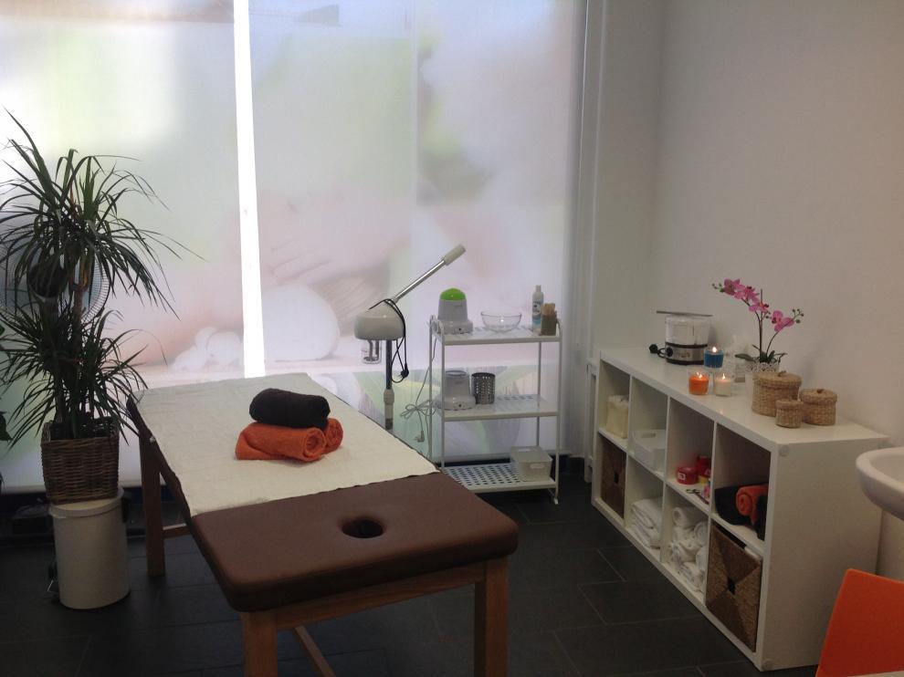 Gym4U ofrece masajes deportivos