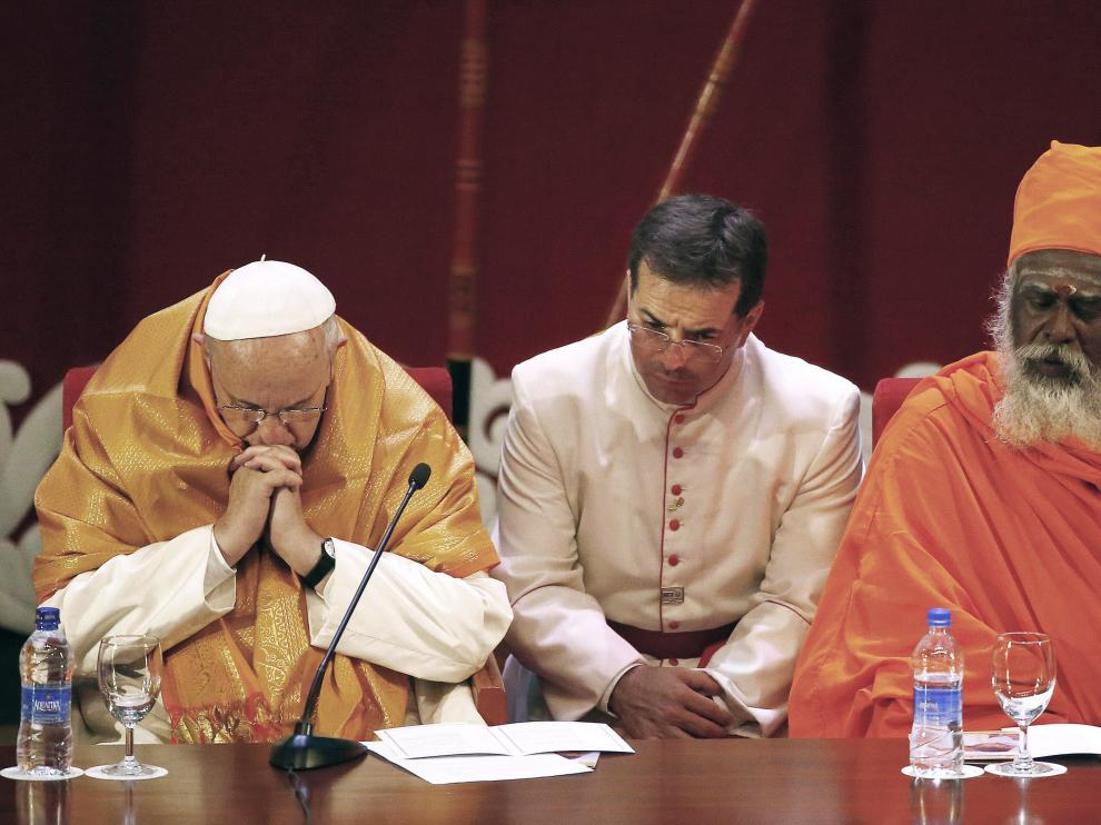 Budistas, musulmanes o protestantes... todos felices con el papa en Sri Lanka