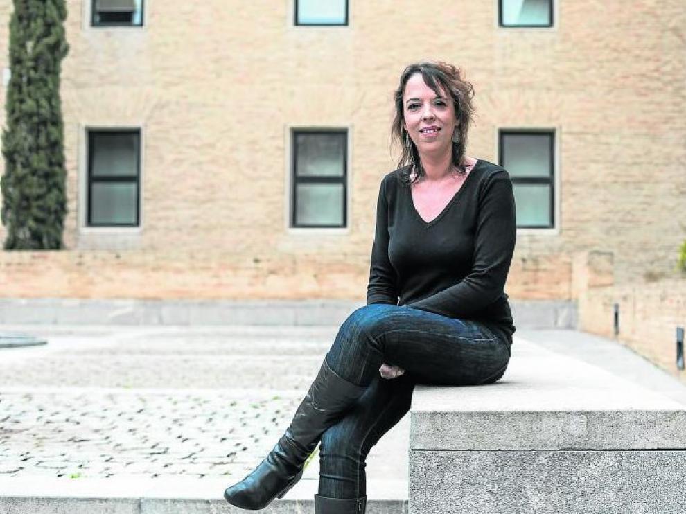 """Carmen Agüeras: """"Los libros me ofrecían la posibilidad de soñar"""""""