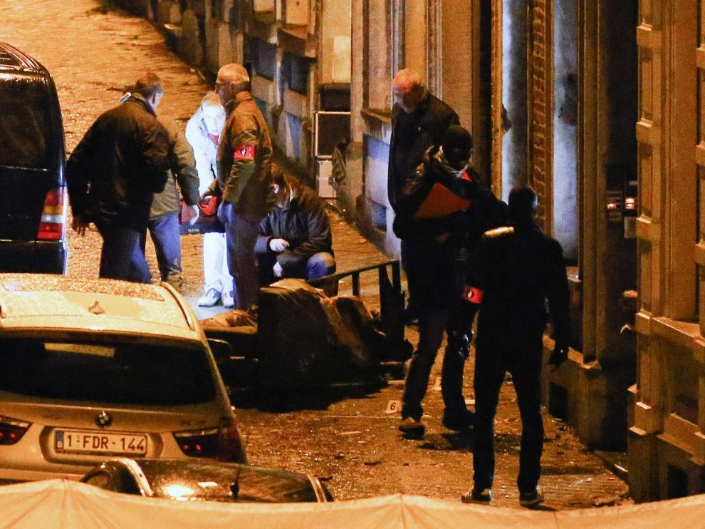 Operación en la ciudad de Verviers