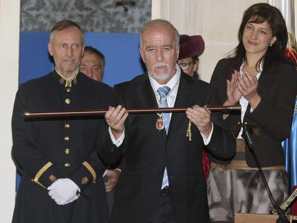 Miguel Valor toma posesión de su cargo en el Ayuntamiento de Alicante
