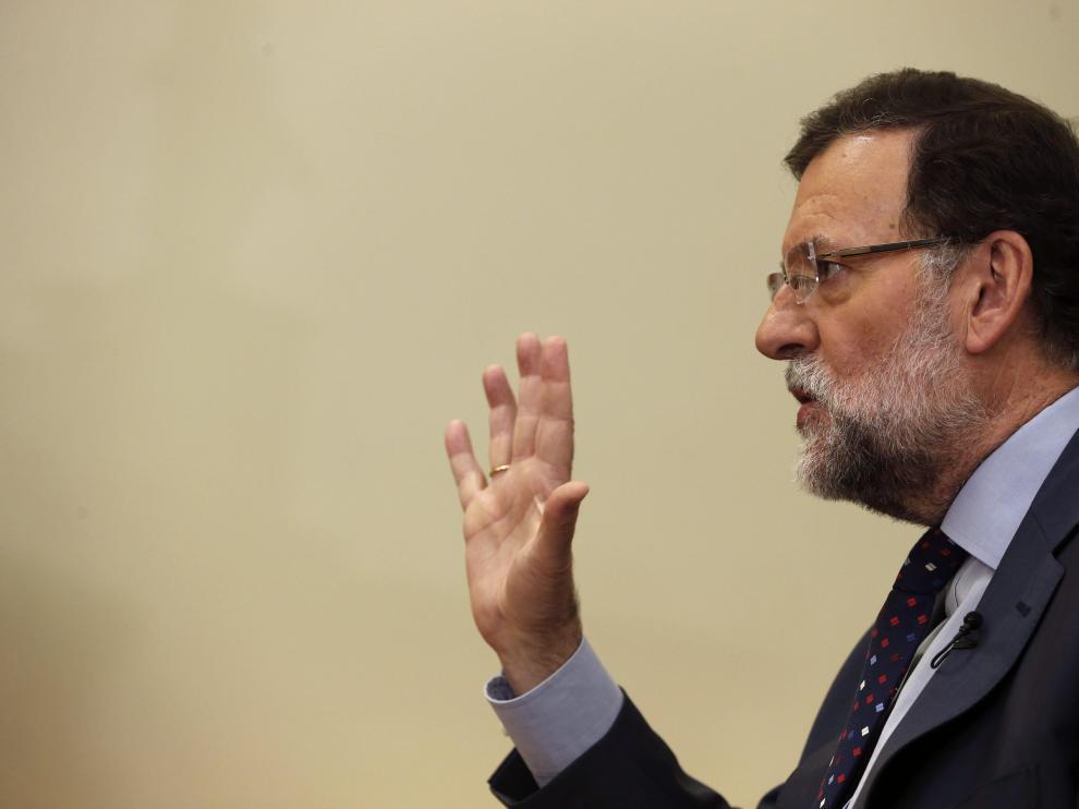 Rajoy espera que el Gobierno de Tsipras siga comprometido con la integración europea