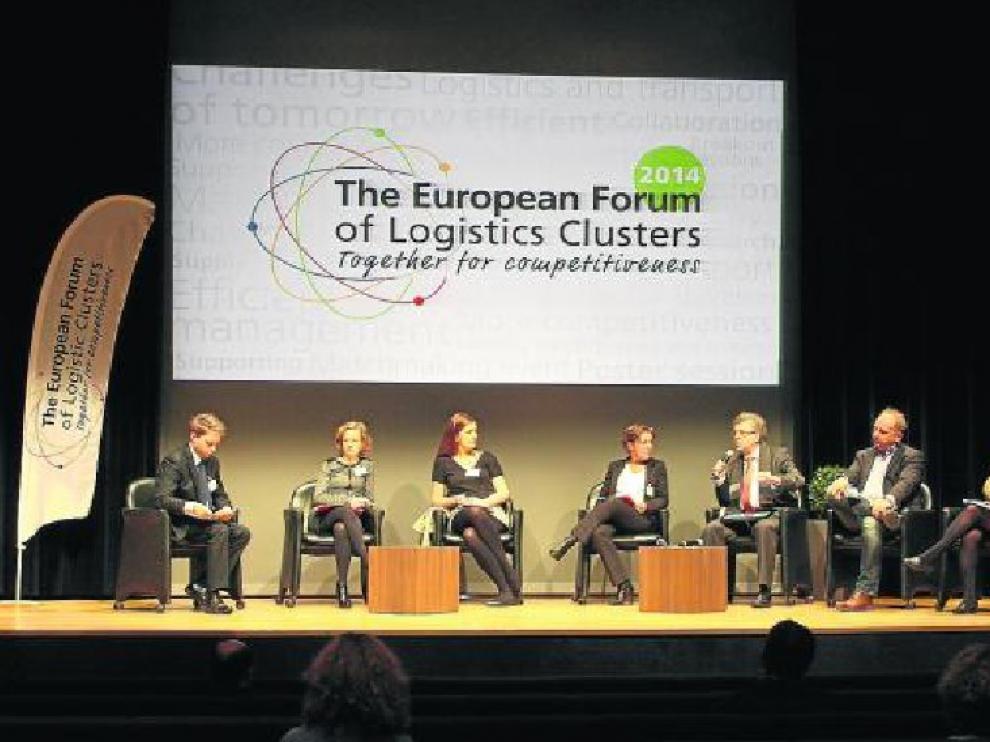 El Primer Foro Europeo de Clústeres de Logística, celebrado en Bruselas (Bélgica) el pasado mes de octubre, cerró el proyecto.
