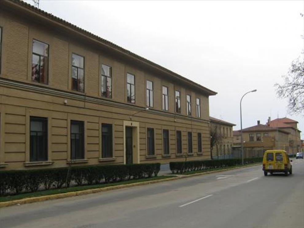 Cuartel Sancho Ramírez en Huesca