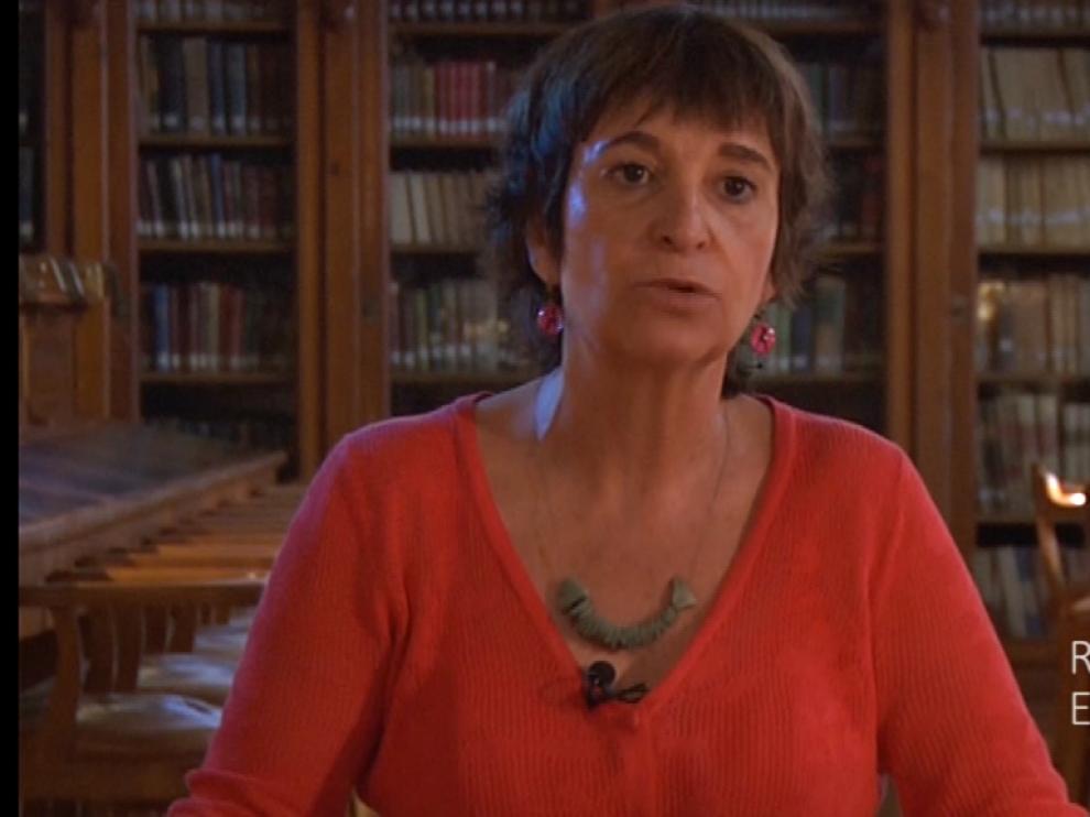 'María Domínguez, la palabra libre'