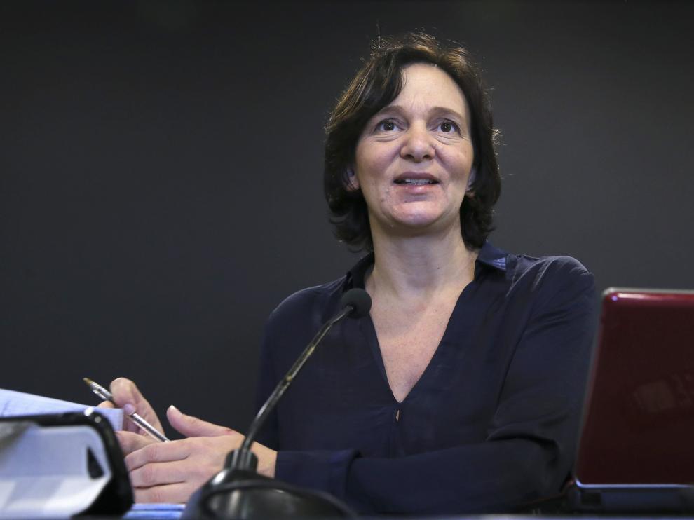 La diputada de Podemos Carolina Bescansa, en una imagen de archivo.