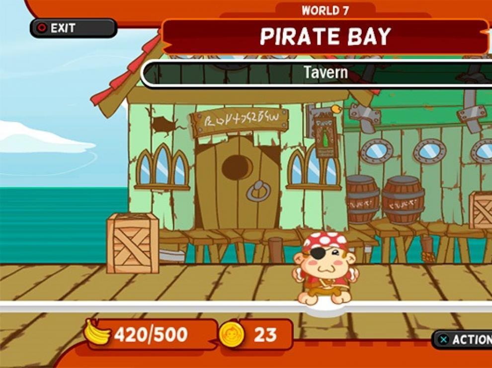Sony España anuncia el lanzamiento de Baboon! para PlayStation Vita en enero