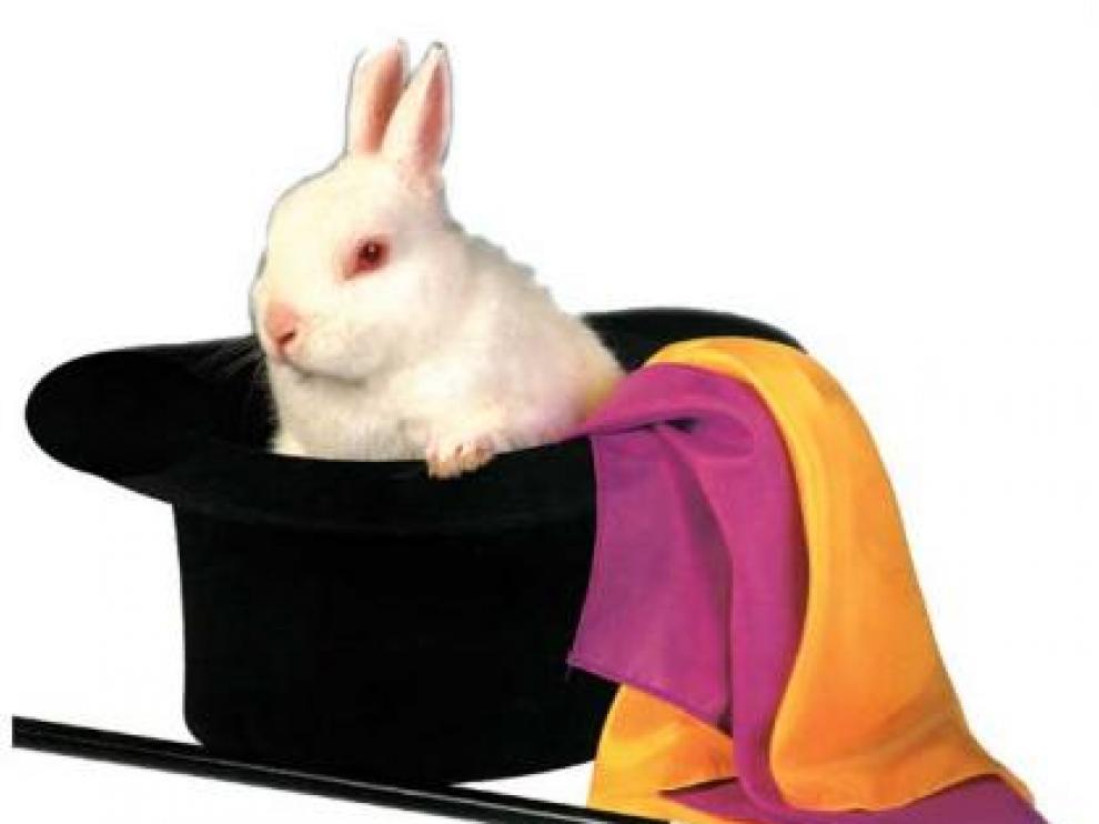 Encuentran al conejo olvidado por el mago Juan Tamariz en el Teatro Cervantes de Málaga