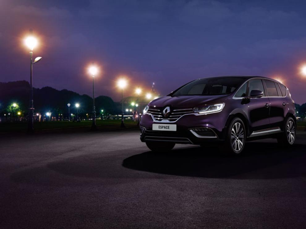 Renault iniciará en primavera la venta del nuevo Espace