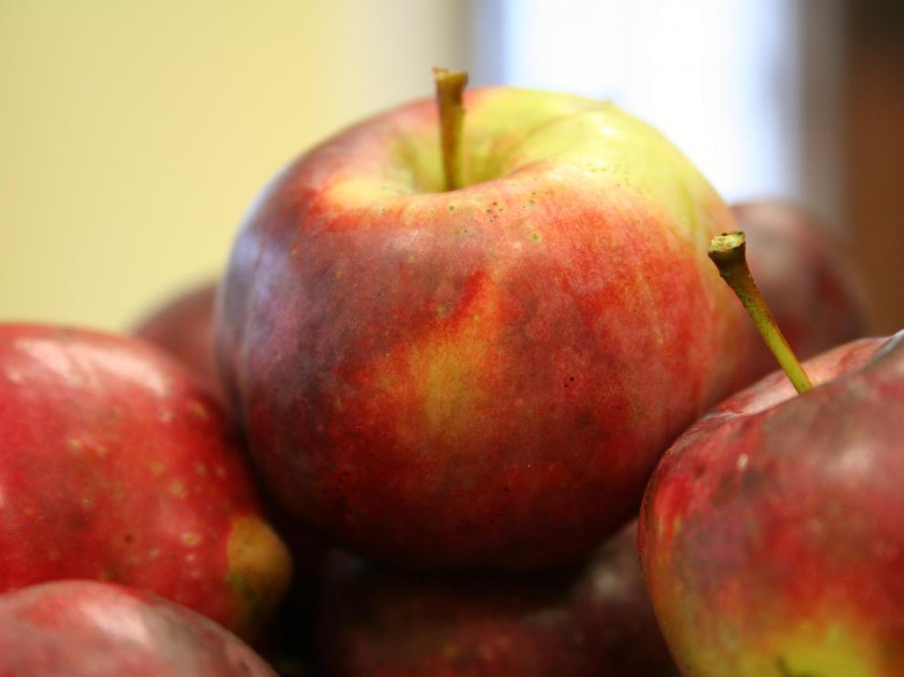 adelgazar comiendo una manzana al diario
