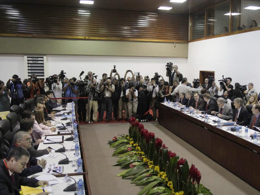 Negociaciones bilaterales entre Cuba y EE. UU.