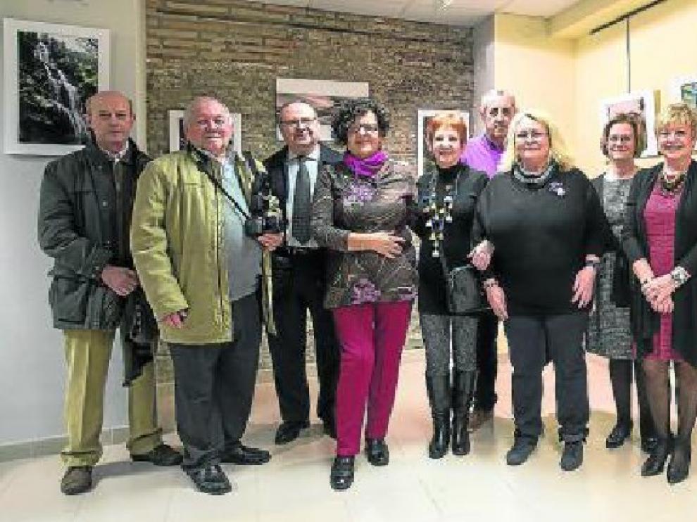 José Manuel Catalán, Paulino Mesa, Joaquín López, Puri Jiménez, Raimundo Martínez, Pilar Latorre, Josete Meglet, María Asunción Juez, Concha Fraile y Lola Grasa.