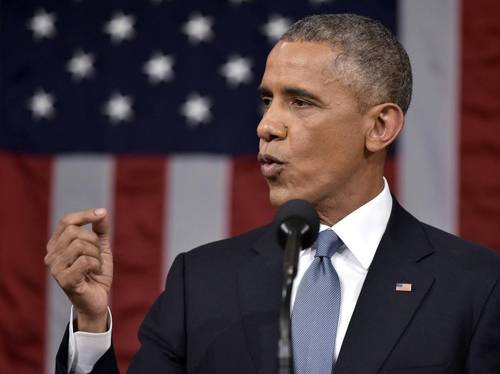Obama busca definir el terreno para las elecciones de 2016
