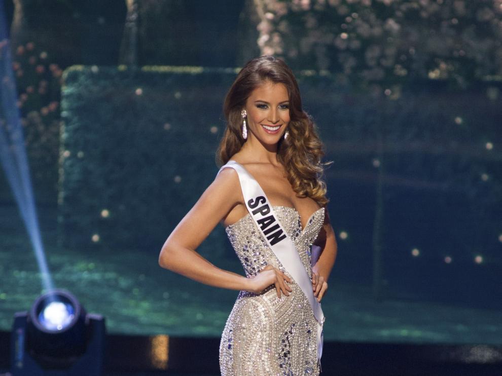 Desiré Cordero, Miss España