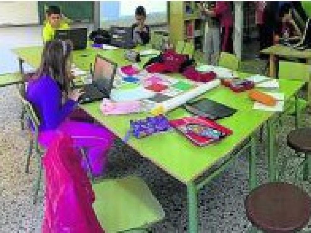 Espacios y ambientes motivadores, que despiertan el interés de los escolares para desarrollar nuevos retos educativos y formativos en el CEIP La Jota.
