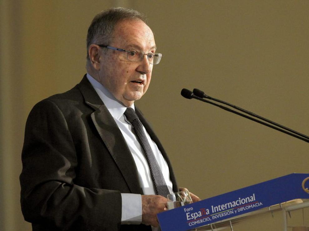 Josep Luis Bonet, presidente de la Cámara de Comercio de España y presidente de Freixenet