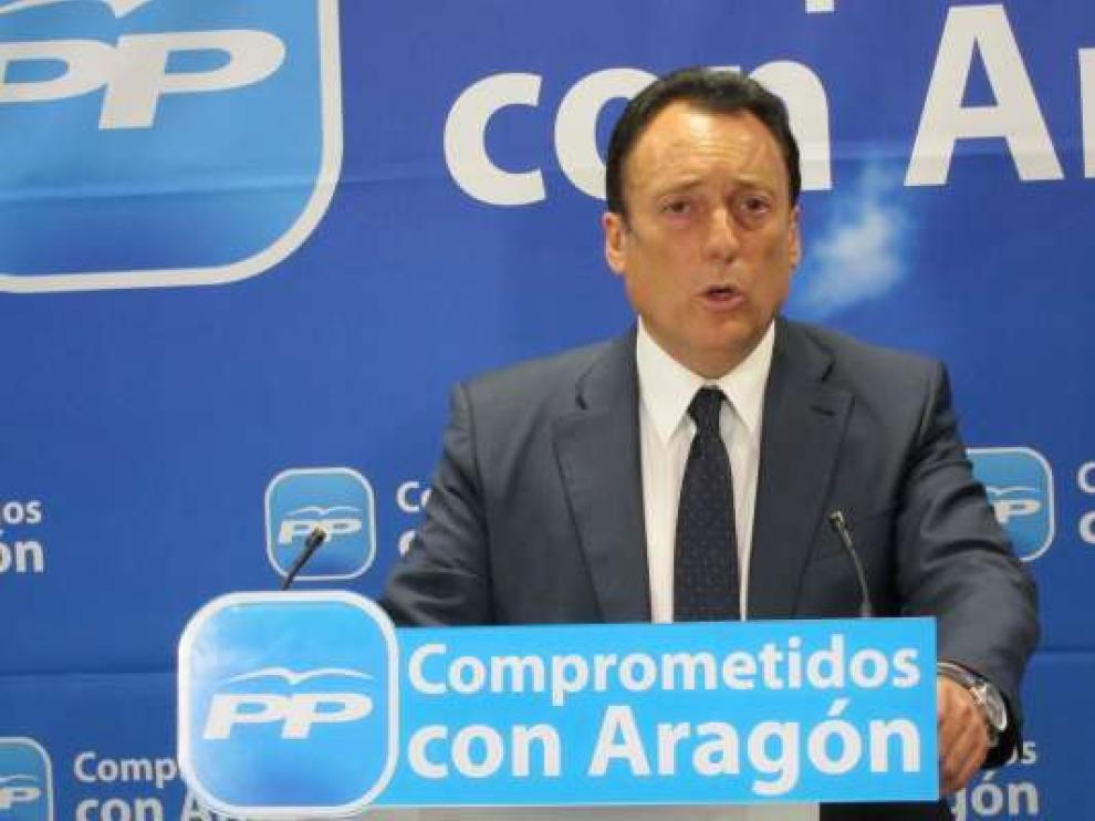 El PP-Aragón participa en la Convención Nacional