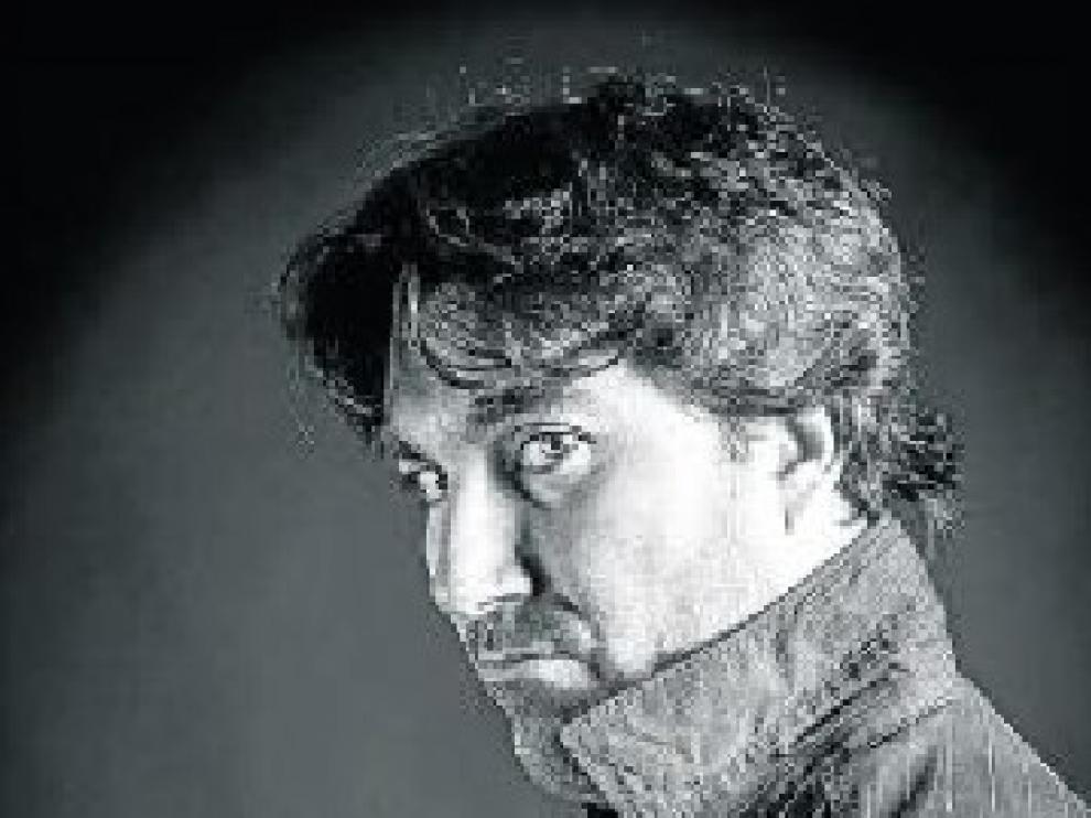 Josian Pastor, poeta y fotógrafo.