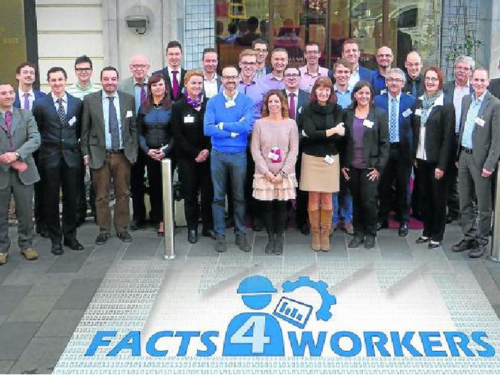 La primera reunión de socios del proyecto Facts4workers se celebró la semana pasada en Graz (Austria).