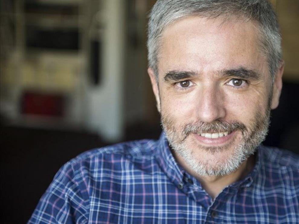 Mikel López Iturriaga, autor del popular blog gastronómico El Comidista