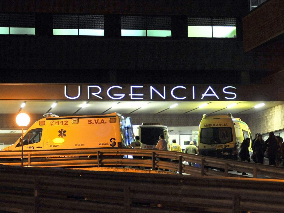 Unas 13 personas han sido trasladadas a Urgencias