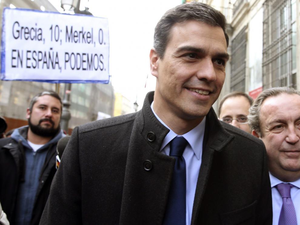 Sánchez ha participado en el almuerzo-coloquio ante el foro ABC-Deloitte