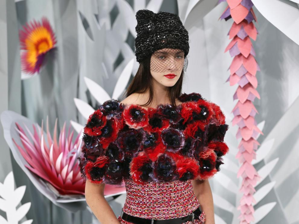 La nuevas flores de Chanel