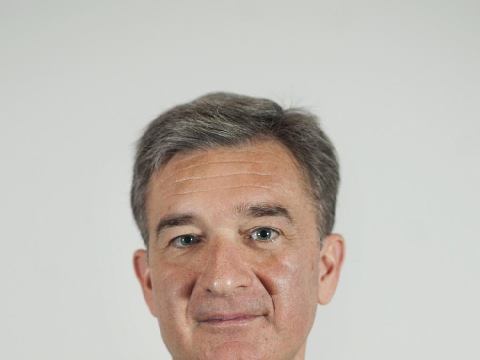 Víctor Iglesias Ruiz, nuevo consejero delegado de Ibercaja