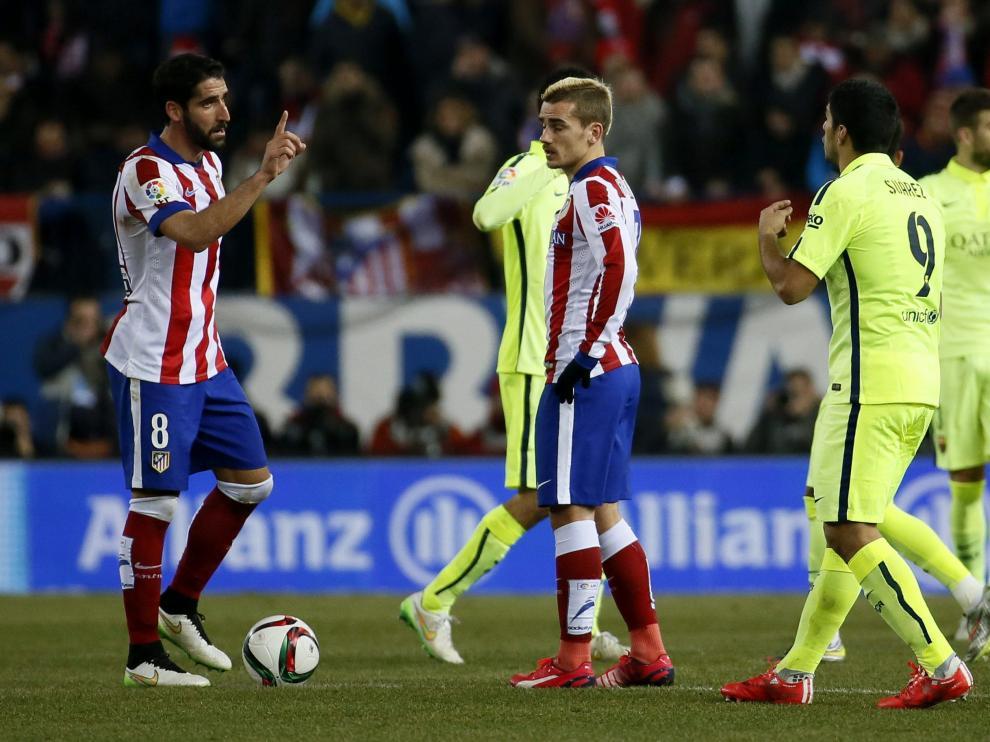 Partido Barcelona-Atlético